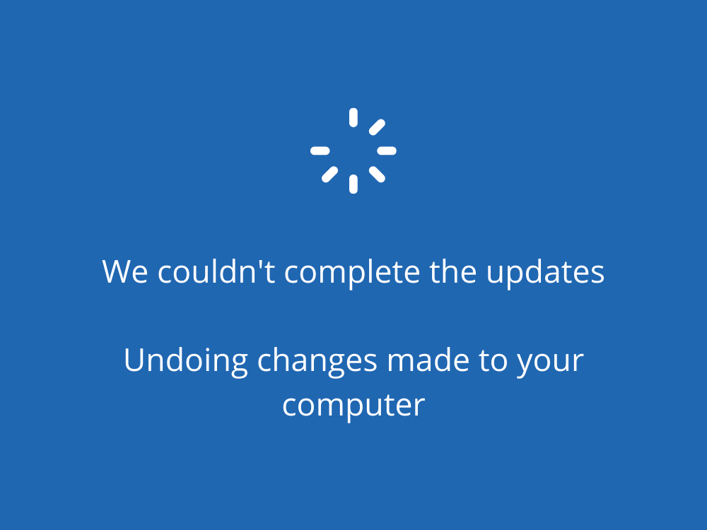 We Couldn't Help Rough Updates