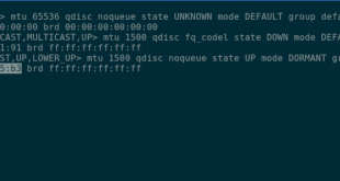 how to get your linux mac address How to cunning vis your Linux MAC lodging