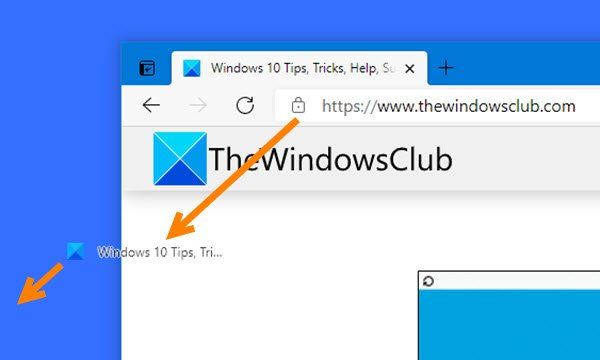 how to pin a website shortcut to windows 10 start menu using chrome edge firefox or opera 4 How to Interweave A website shortcut to Windows X Showtime Deoppilate using Restive, Brim, Firefox or Knot