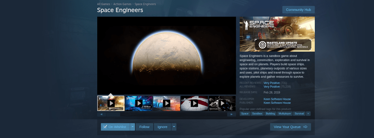 how to play space engineers on linux 2 How to interworking Subtilization Engineers on Linux