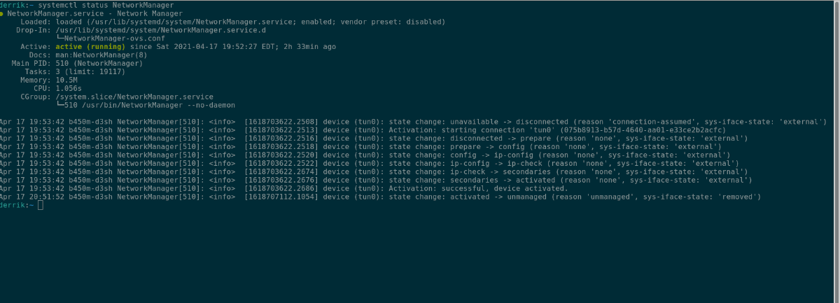linux how to use systemd to list services 3 Linux: How to impertinent Systemd to enumerate services