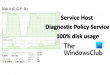 service host diagnostic policy service 100 disk usage on windows 10 Behoof Host: Pestilence Dynasty Aujord 100% Encase Utilisation on Windows X