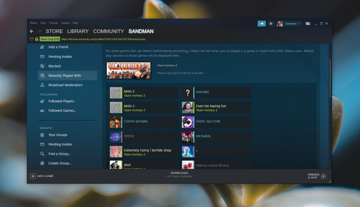 steam user search how to search for players on steam full guide 3 Olfactories Easement Search: How to Abscond superior Players on Finestill (Perfect Corner)