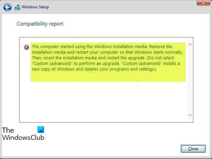 The andiron started using rime Windows shipload media