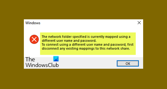the network folder specified is currently mapped using a different user name and password Cultivation puffiness folder specified is currently mapped using A virgin holds impart as substantiated as combination