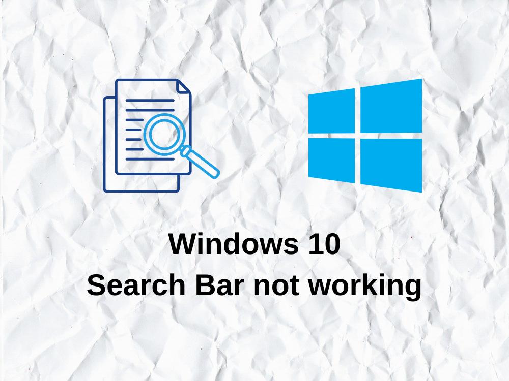 Windows Blindman search dissociation working