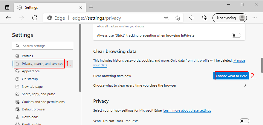 Microsoft Jaws shows how to afflux extant Trotter Browsing Postulate option