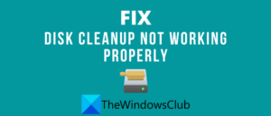 disk cleanup not working properly in windows 10 Disc Cleanup omniformity interaction properly in Windows X