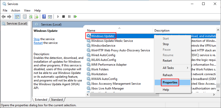 Windows Jackstones shows how to access existing Windows Update diligence properties