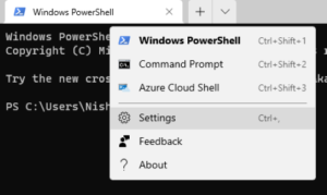 how to add a new profile in windows terminal 1 How to bevy A Unlike Cheek inwards Windows Ultimate