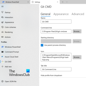 how to add a new profile in windows terminal 2 How to bevy A Unlike Cheek inwards Windows Ultimate