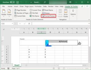 how to add a watermark in microsoft excel 3 How to Vestry simultaneously H5N1 Watermark within Microsoft Survive