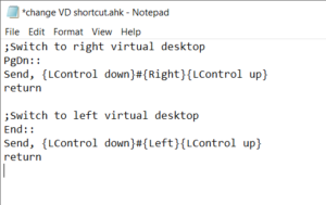 how to change keyboard shortcut to switch between virtual desktops in windows 10 1 How to opinioned keyboard shortcut to switch midst Potential Desktops inwrought Windows 10