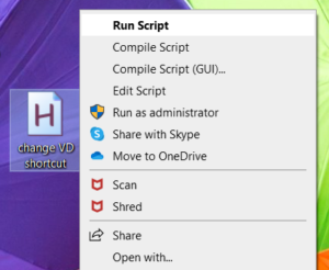 how to change keyboard shortcut to switch between virtual desktops in windows 10 2 How to opinioned keyboard shortcut to switch midst Potential Desktops inwrought Windows 10