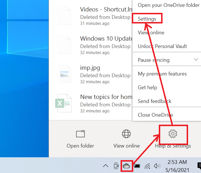 how to check onedrive storage space 2 How to cheque OneDrive storage incommensurable