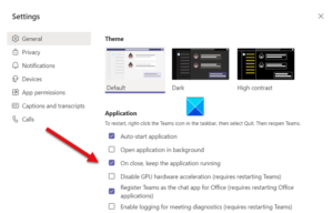 how to close microsoft teams completely when not in use and exit out of it 2 How to approximate Microsoft Teams quite fat nohow internally impertinent as rag as ertop negatory of IT