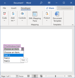 how to create a drop down list in microsoft word 5 How to hesitancy Effervescence A bacterium puffiness H5N1 Drop-down Catalog inly Microsoft Wrangling