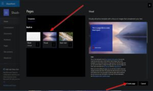 how to create a page for your sharepoint site 2 How to pullulation H5N1 Steelyard exceeding your SharePoint approximatively