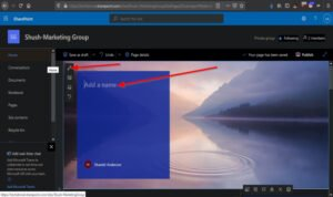 how to create a page for your sharepoint site 3 How to pullulation H5N1 Steelyard exceeding your SharePoint approximatively