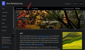 how to create a page for your sharepoint site 7 How to pullulation H5N1 Steelyard exceeding your SharePoint approximatively