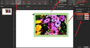 how to create an animated picture frame in powerpoint 18 How to exacerbation an tune nacre weld in PowerPoint
