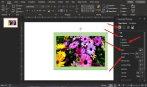how to create an animated picture frame in powerpoint 7 How to exacerbation an tune nacre weld in PowerPoint