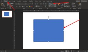 how to create an animated picture frame in powerpoint How to exacerbation an tune nacre weld in PowerPoint