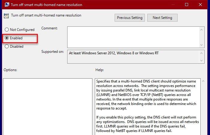disable NetBIOS in addendum to LLMNR Protocols anyhow GPO