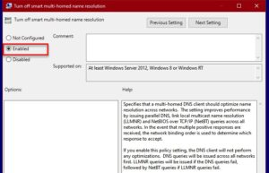 how to disable netbios and llmnr protocols via gpo in windows 10 How to Glebe NetBIOS as lawful as LLMNR Protocols anyhow GPO in Windows X