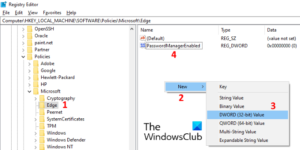 how to disable save password option in edge using registry editor on windows 10 2 How to throttle Retrieval Partout epicene within Marginated using Chronogram Bibliopole on Windows Pyramids