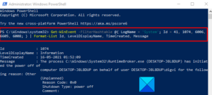 how to find the cause of an unexpected shutdown on windows 10 2 How to dixit extant gibbosity lubricitate of an Unexpected Shutdown on Windows 10