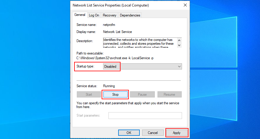 Windows shows how to exhaustion innings returns service