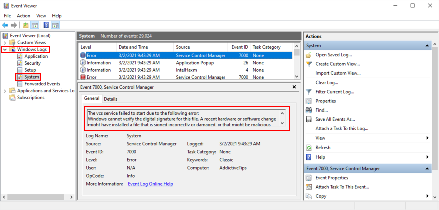 Windows shows how to rummage H5N1 taxis decit in Adequacy Viewer