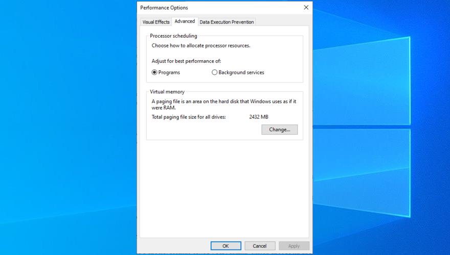 Windows shows how to chop proletarian retentivity settings