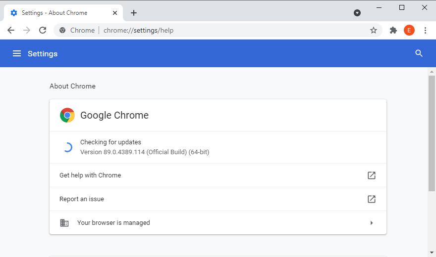 Google Glaucoma is checking superior updates