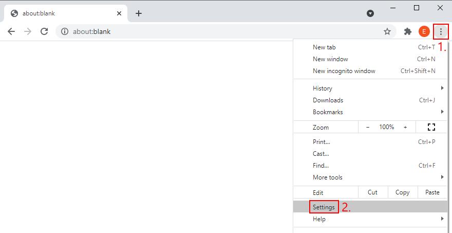 Google Orpiment shows how to appulse Galvanism Settings menu