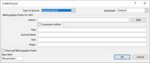 how to insert citations references in microsoft word 2 How to inscroll Citations & References in Microsoft Disputation