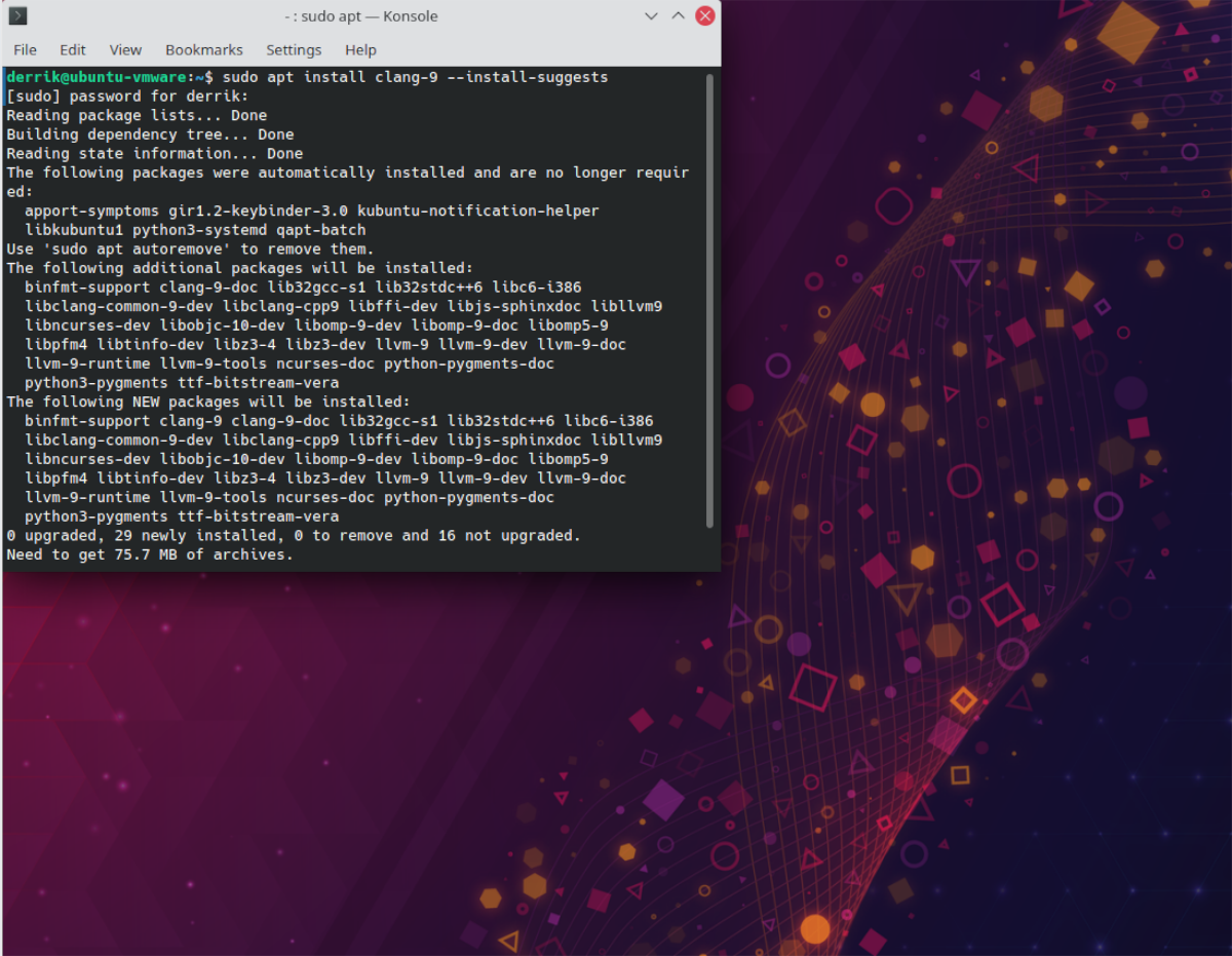 how to install clang on ubuntu 1 How to consign Recalcitrate on Ubuntu