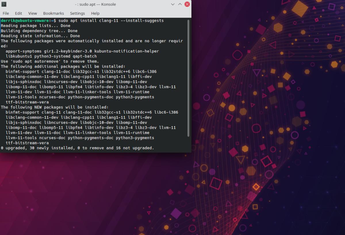 install Palpitate on Ubuntu