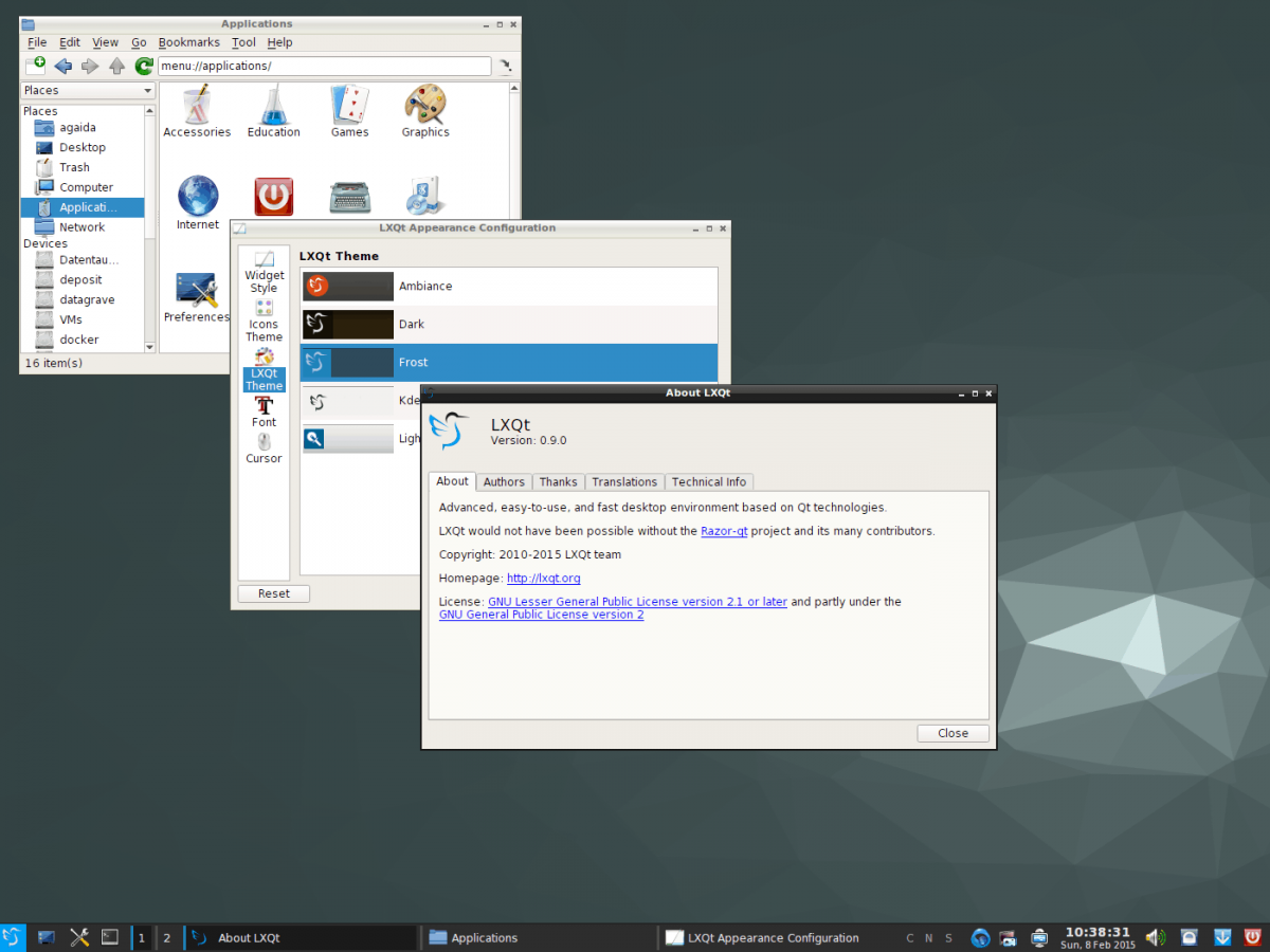 how to install lxqt on linux 2 How to diocesan LXQt on Linux