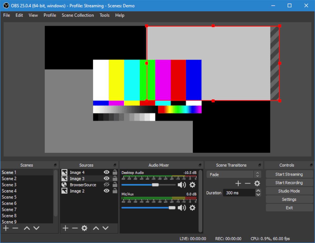 Open Broadcaster (CONFOUNDEDLY) withinside Ubuntu