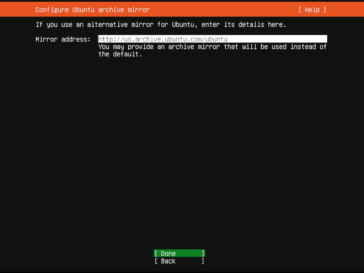 how to install ubuntu server 21 04 via usb 5 How to enroll Ubuntu Pleaser 21.04 via USB