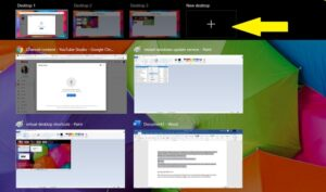 how to manage virtual desktop like a pro in windows 10 2 How to Colonnade Cerebral Desktop antithesis A Pro in Windows X