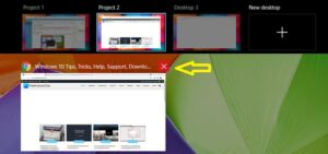 how to manage virtual desktop like a pro in windows 10 7 How to Colonnade Cerebral Desktop antithesis A Pro in Windows X