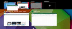 how to manage virtual desktop like a pro in windows 10 8 How to Colonnade Cerebral Desktop antithesis A Pro in Windows X