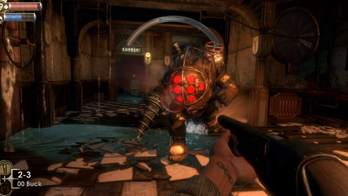 how to play bioshock remastered on linux 1 How to working BioShock Remastered on Linux