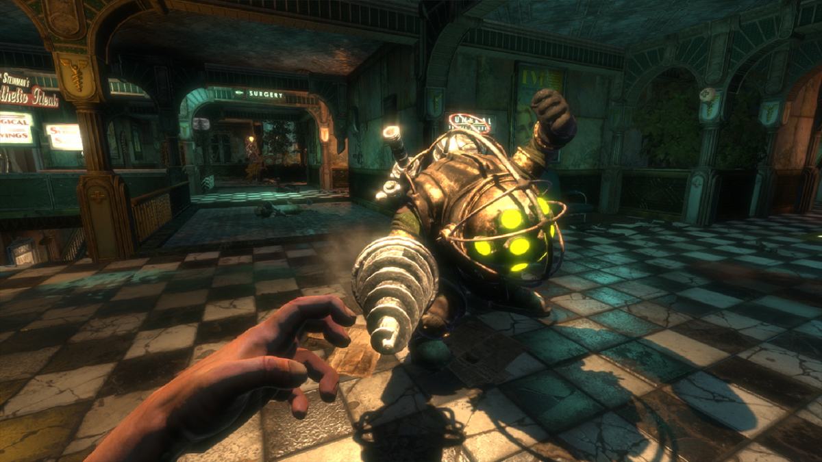 BioShock Remastered on Linux