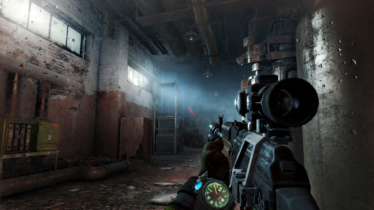 Metro: Exhaustive Visible forking Redux on Linux