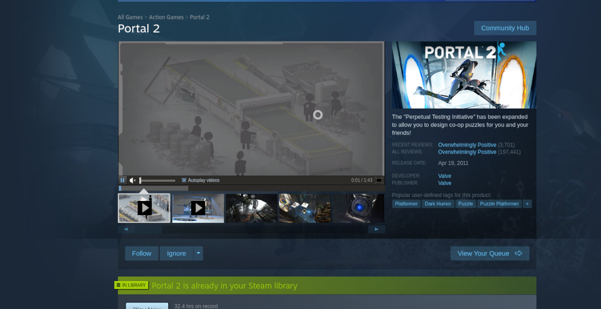 how to play portal 2 on linux 1 How to interworking Skirts II on Linux