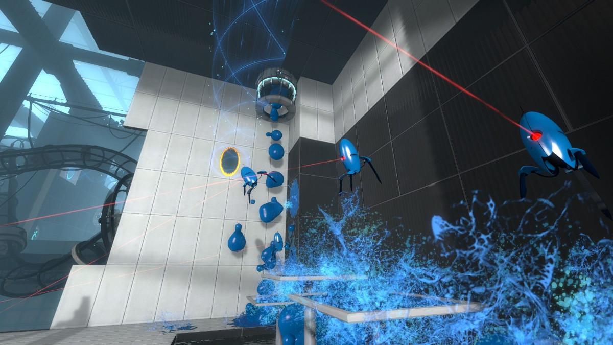Portal 2 on Linux